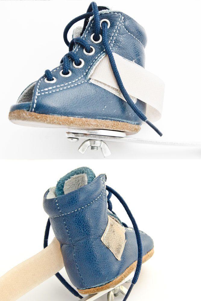 but, buty do szyny derotacyjnej, buty do szyny odwodzącej, but do szyny Denis Browne, Denis Browne, stopa końsko-szpotawa, stopy końsko-szpotawe, clubfoot, clubfeet